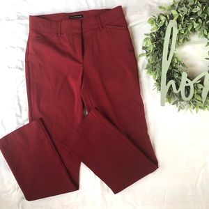 { COUNTERPARTS } Red Work Separates Trousers